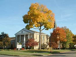 First Baptist Church of Massillon