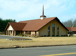 Holy Trinity Lutheran Church